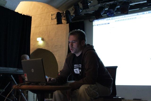 Backtrack Day 2009 - Vortrag m1k3 - 04