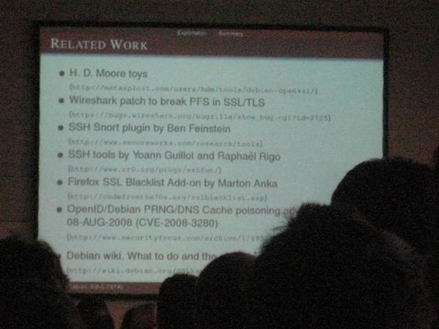 Debian SSL Debakel - 2008
