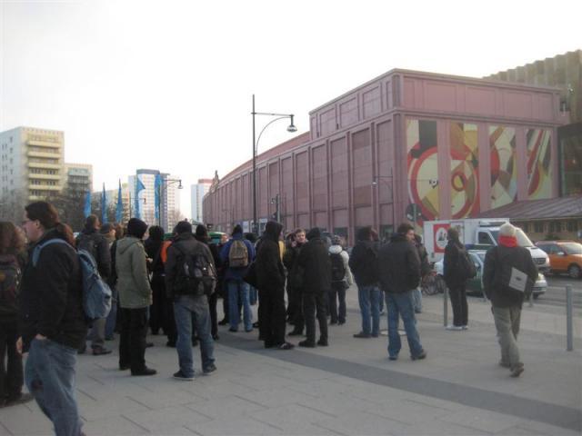Demo gegen Überwachung, Bundestrojaner, Vorratsdatenspeicherung, ... 04