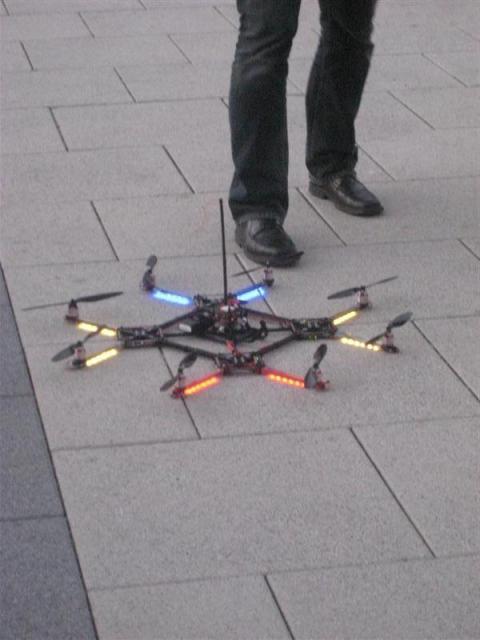 Eine Drohne für zwischendurch - 01