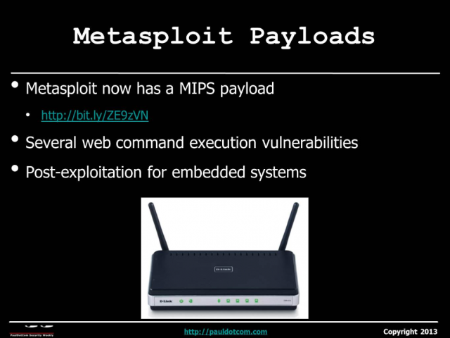 Special Webcast: Hacking Embedded Systems (No Axe Required) - Screenshot 02