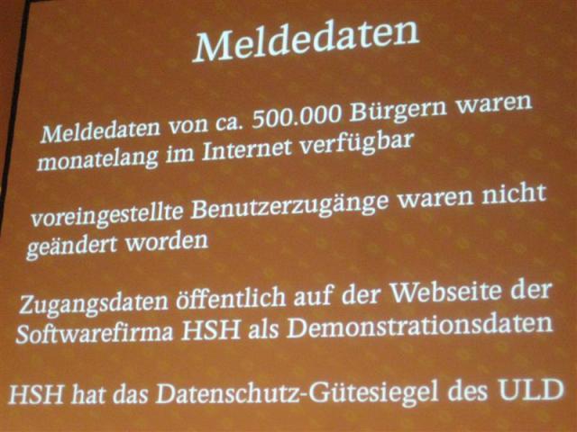 HSH Meldedaten