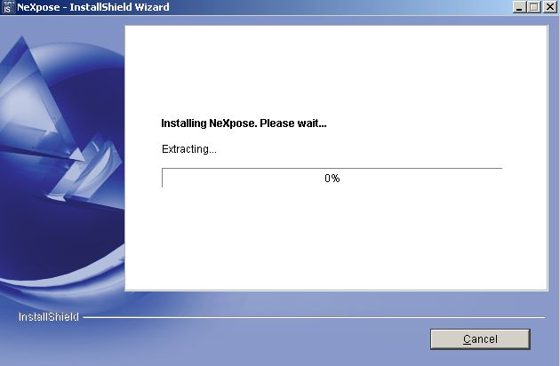 NeXpose Installation auf Windows Server 2003 - 09
