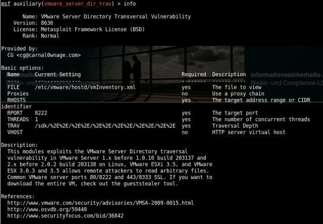 VMWare hacking - 02