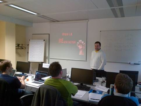 Expert Training - RE mit Carlos