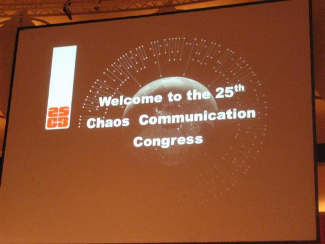 Welcome to 25C3